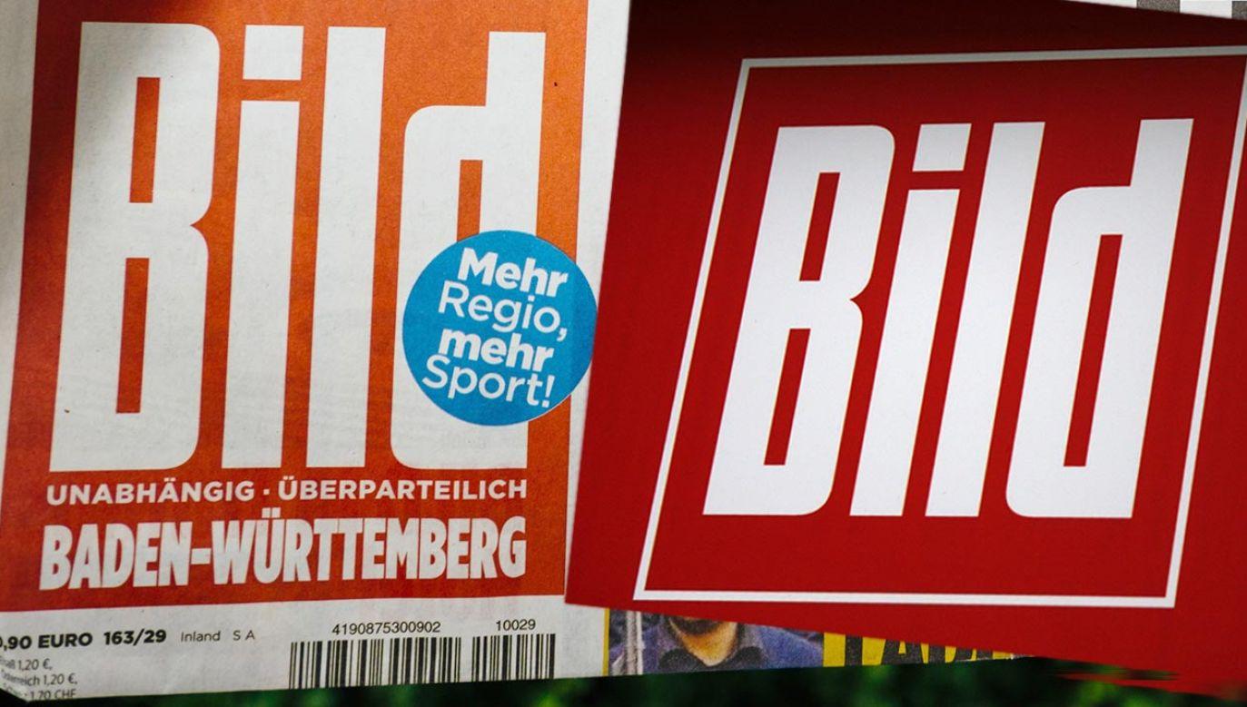 """Katja Hoyer na łamach  """"WP"""" skomentowała aferę w tabloidzie """"Bild"""" (fot. Shutterstock)"""