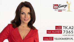 Telekamery 2020: Głosujemy na Kasię!
